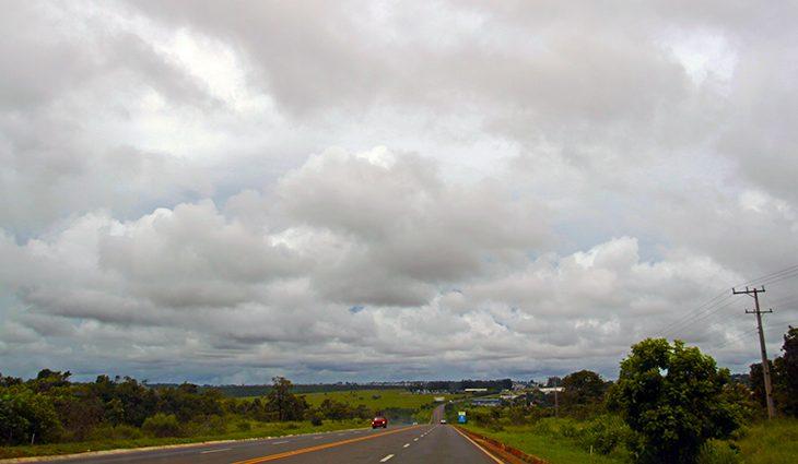 Quarta-feira típica de verão em Mato Grosso do Sul - Crédito: Saul Schramm