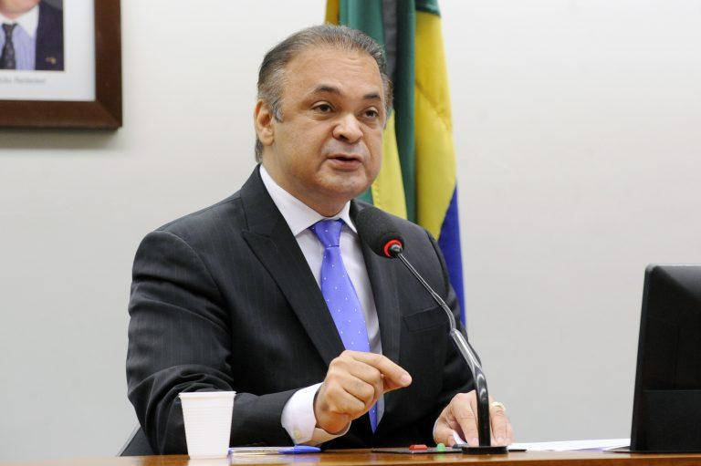 Roberto de Lucena: cooperação entre tribunais eleitorais e plataformas de internet é fundamental para a democracia - Crédito: Gustavo Sales/Câmara dos Deputados