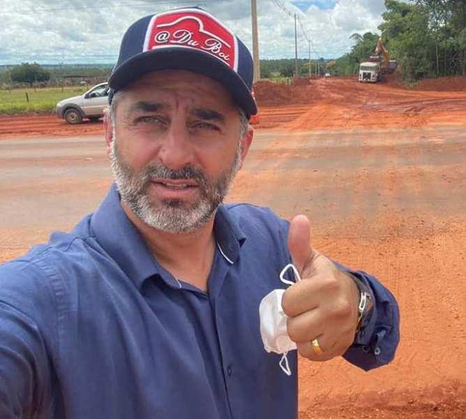 Juliano Ferro recebe alta e segue tratamento em casa - Crédito: (foto: divulgação)