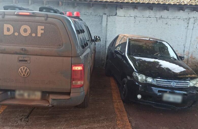 A ocorrência foi encaminhada para a Defron - Crédito: Divulgação/DOF