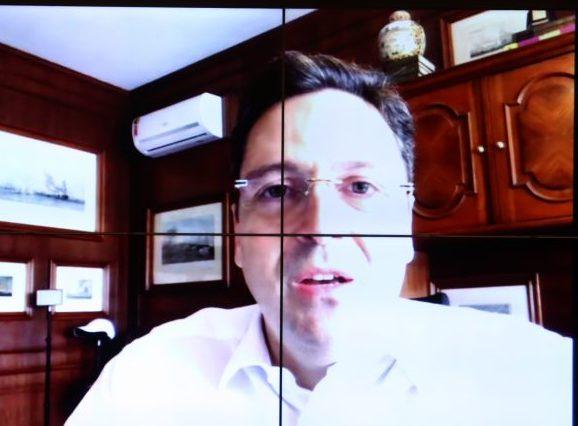 """Luiz Philippe de Orleans e Bragança: """"é preciso criar um tipo penal claro para coibir essa conduta""""   Fonte: Agência Câmara de Notícias - Crédito: Gustavo Sales/Câmara dos Deputados"""