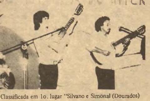I Festival Integração da Música Sertaneja - Crédito: Reprodução/O Progresso