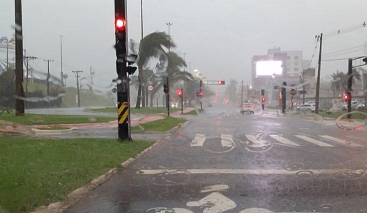Meteorologia prevê semana chuvosa em Mato Grosso do Sul -