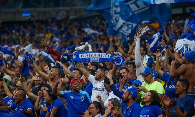 Cruzeiro completa centenário neste sábado - Crédito: Vinnicius Silva/Cruzeiro