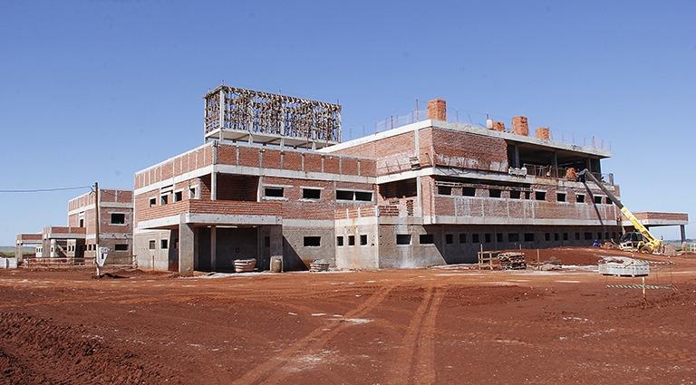 Hospital Regional de Dourados vai atender mais de 30 municípios da região -