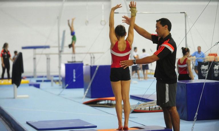Inscrições foram feitas em mais de 70 modalidades olímpicas e paralímpicas - Crédito: Tânia Rego/Agência Brasil