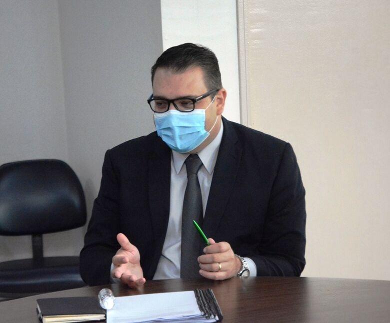 Em Brasília, Alan participa de reunião da bancada federal e de evento no Palácio do Planalto -