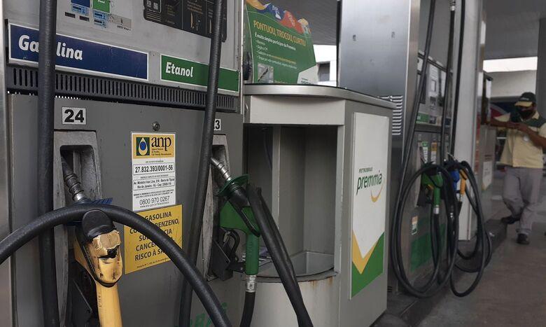 Posto será obrigado a informar composição do preço de combustível - Crédito: Fernando Frazão/Agência Brasil