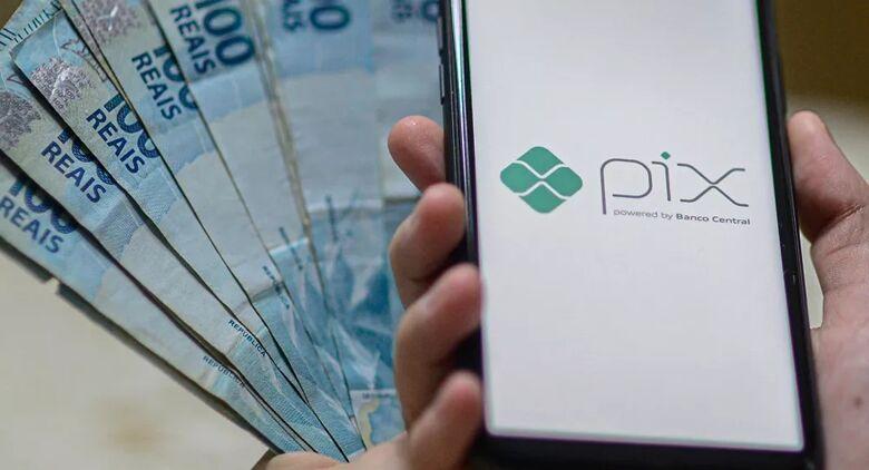 Pix vai permitir saques de dinheiro em lojas - Crédito: Folhapress / Eduardo Valente/iShoot