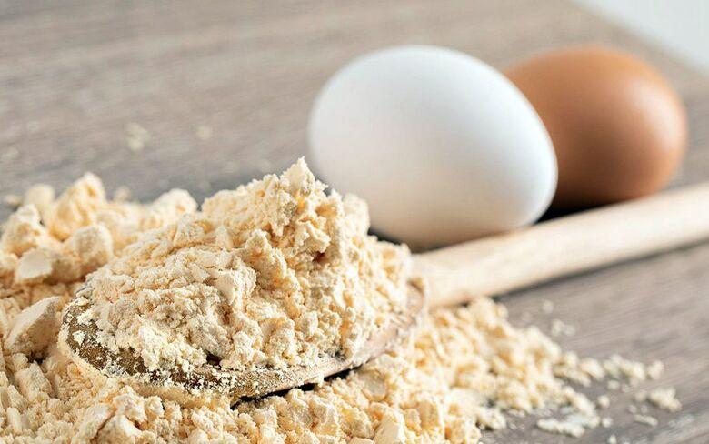 Mato Grosso do Sul terá a 1ª indústria de ovo orgânico em pó do Brasil - Crédito: Divulgação