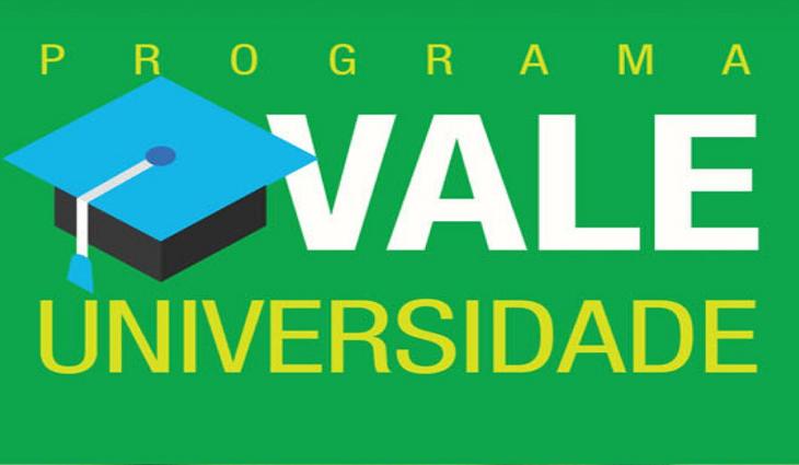 Publicada Resolução do Vale Universidade 2021; inscrições começam em 17 de março -
