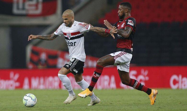 Flamengo visita São Paulo em busca de título do Brasileiro - Crédito: Miguel Schincariol/saopaulofc.net