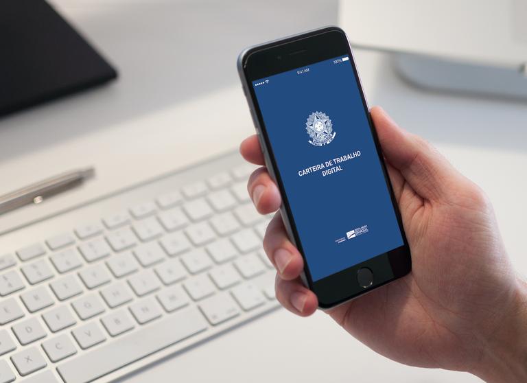 O aplicativo está disponível nas versões Android e IOS e é gratuito - Crédito: Divulgação