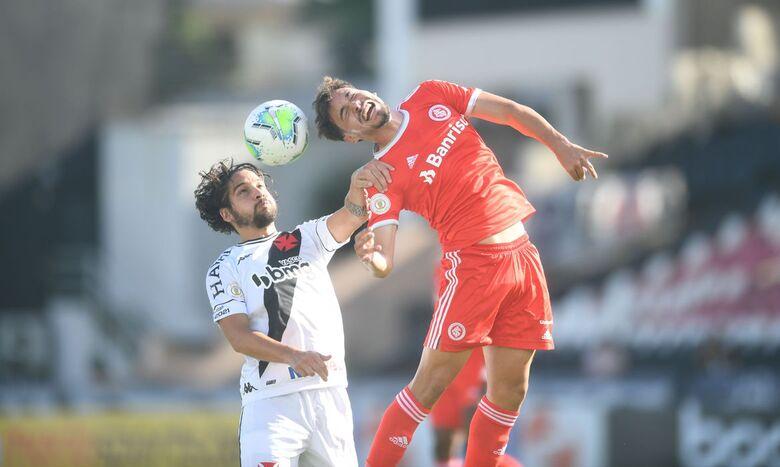 Vasco aciona STJD e pede anulação de partida contra Internacional - Crédito: Ricardo Duarte/Internacional