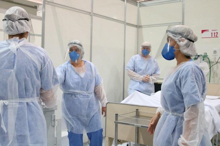 Reabilitação melhora em 26% a recuperação de pacientes pós Covid-19 - Crédito: Rovena Rosa/Agência Brasil