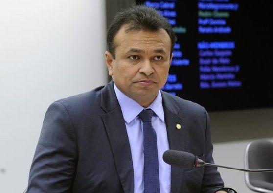 Capitão Fábio Abreu: o projeto facilita a concessão do auxílio-doença acidentário - Crédito: Cleia Viana/Câmara dos Deputados