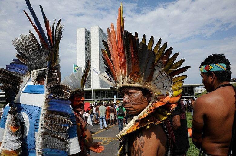 Uma dessas normas facilita o licenciamento ambiental para empreendimentos em terras indígenas Laycer Tomaz/CD - Crédito: Divulgação