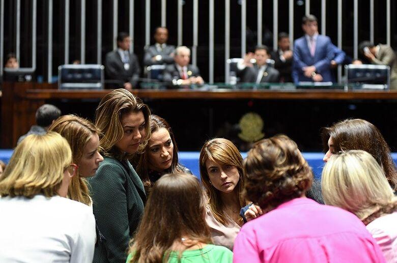 Senado promoverá série de atividades para celebrar Mês da Mulher - Crédito: Jefferson Rudy/Agência Senado