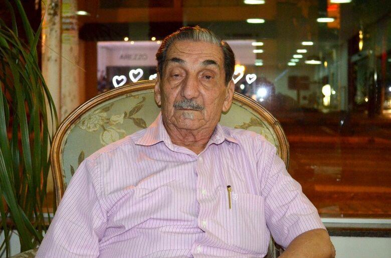 Coronel Adib está internado em estado grave em Campo Grande - Crédito: Bronka