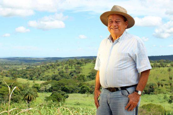 Ex-ministro da Agricultura, Alysson Paolinelli, concorre ao Prêmio Nobel da Paz 2021 -