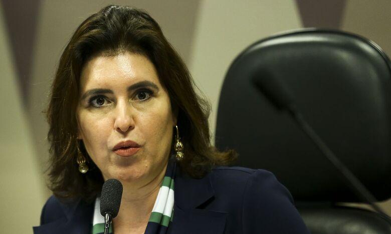 Senado vota proposta que cria liderança da bancada feminina na terça - Crédito: Marcelo Camargo/Agência Brasil
