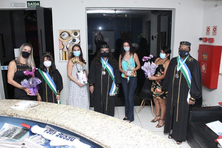 Aflams homenageia mulheres da linha de frente no combate ao Coronavirus - Crédito: Charles Aparecido