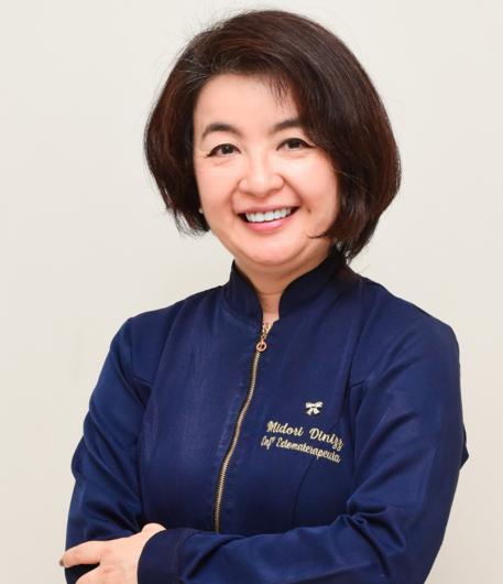Rosangela Midori Noguti Dinizz é enfermeira há quase 30 anos - Crédito: Divulgação