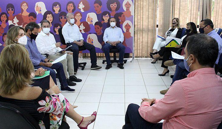 Governo do Estado recebe comerciantes e mantém medidas restritivas de combate ao Covid-19 - Crédito: Portal do Governo de Mato Grosso do Sul