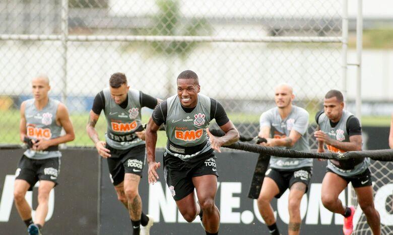 Corinthians sofre surto de covid-19 um dia antes de jogo com Palmeiras - Crédito: Rodrigo Coca/Agência Corinthians