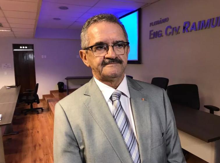 Valberto Lira, presidente da Comissão Nacional de Prevenção e Combate à Violência nos Estádios -