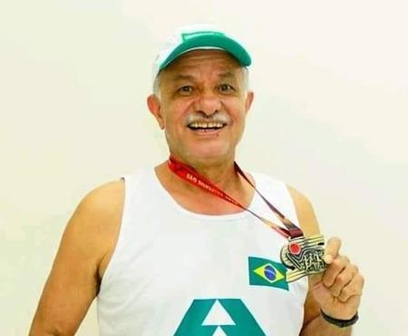 Morre médico Ilço Aguiar vítima de covid-19 em Dourados - Crédito: Divulgação