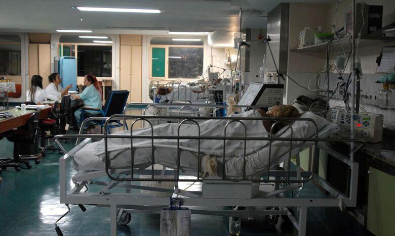 Fiocruz alerta sobre síndrome respiratória associada à covid-19 - Crédito: Marcello Casal jr/Agência Brasil