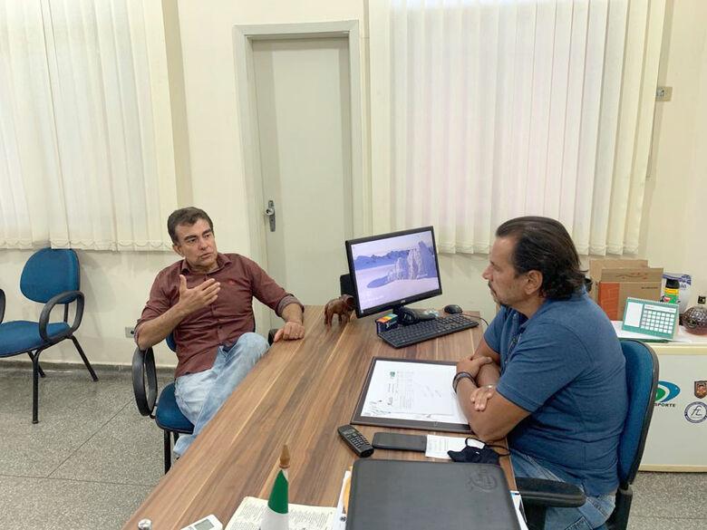 Marçal e Marcelo Miranda - Crédito: Divulgação