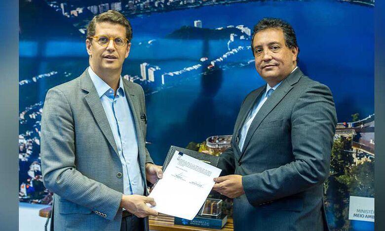 Assinado protocolo de adoção de parque localizado no Pará - Crédito: Ministério do Meio Ambiente
