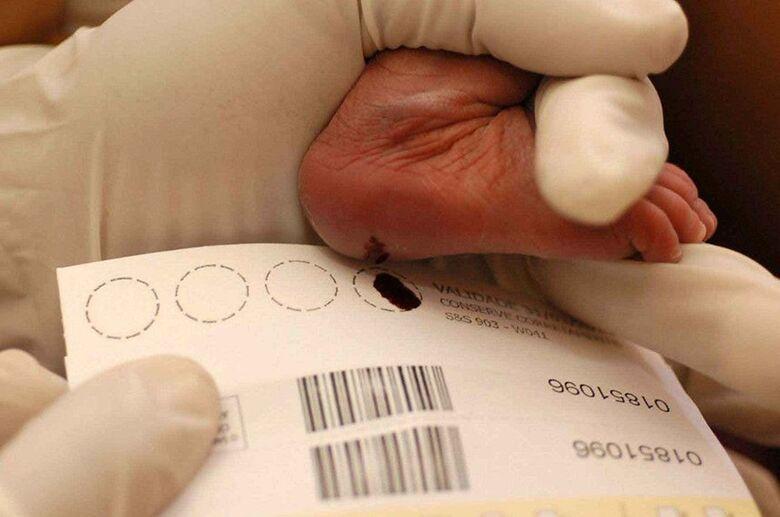 Projeto de lei amplia lista de doenças rastreadas pelo teste do pezinho - Crédito: Venilton Kuchler/SESA