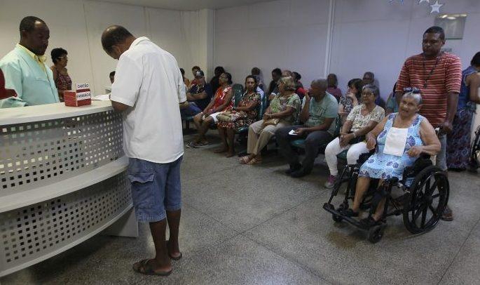Projeto prevê cadastro com pessoas idosas em todos os municípios - Crédito: Arquivo - Agência Câmara de Notícias