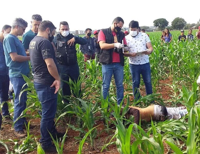 Dono de borracharia é preso em flagrante por morte de colombiano - Crédito: Cido Costa