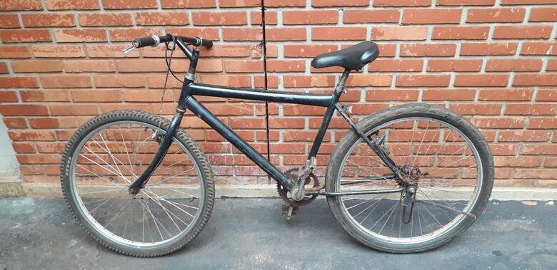 Guarda Municipal recupera bicicleta roubada após 14 anos - Crédito: Divulgação