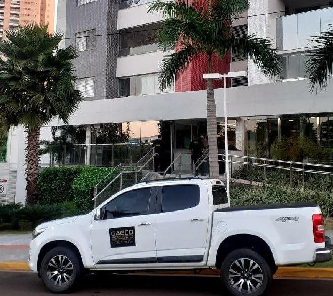 """Operação """"Clean"""" é deflagrada em Campo Grande - Crédito: Divulgação"""