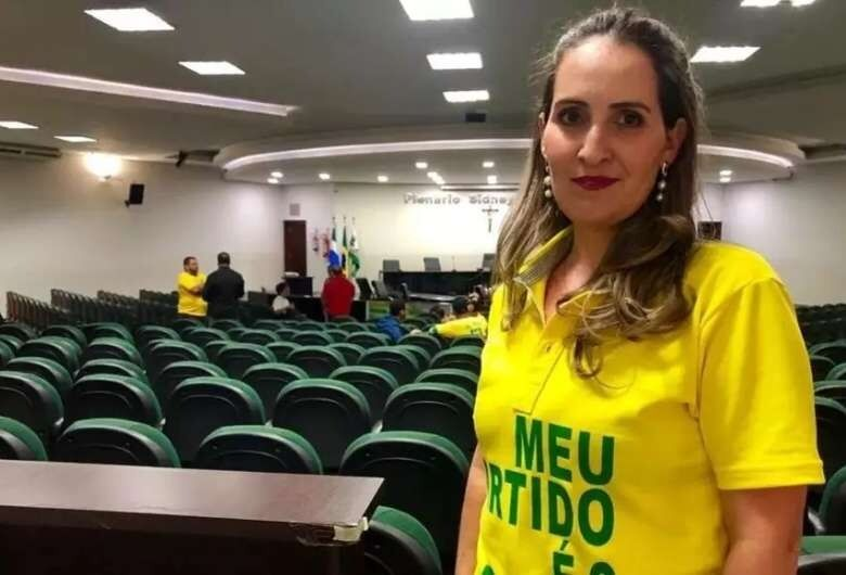Ex-presidente do PSL é encontrada morta em lavoura de milho - Crédito: Nova News