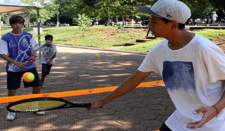 Projeto Amigos do Parque é sugestão de lazer ao ar livre neste domingo - Crédito: Divulgação