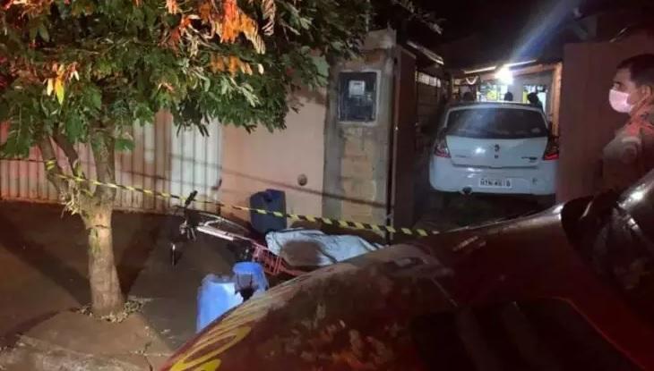 Homem é assassinado com golpe de faca em Nova Alvorada do Sul -