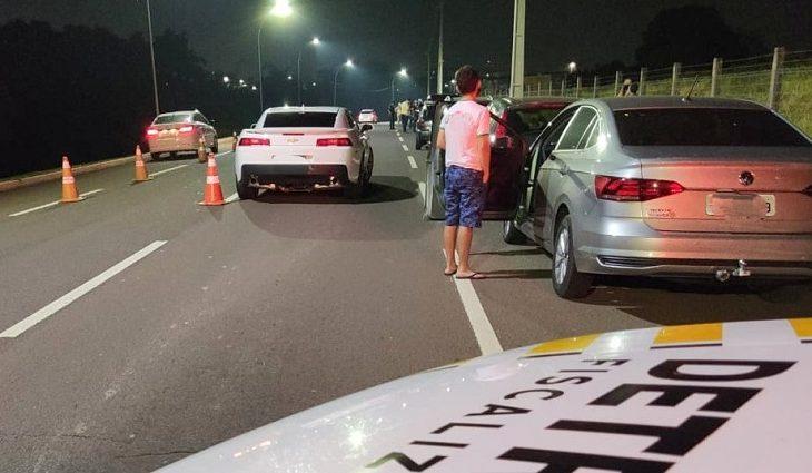 Em três meses, Detran-MS flagra 613 condutores embriagados na Capital -