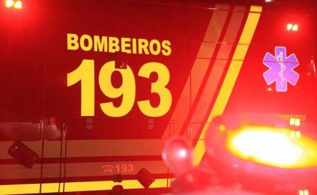 Bombeiros encontram corpo de menina desaparecida no Rio Dourados - Crédito: Divulgação