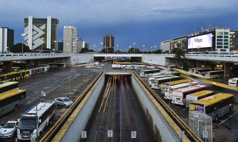 Brasília completa 61 anos e encara o desafio da maturidade - Crédito: Marcello Casal JrAgência Brasil