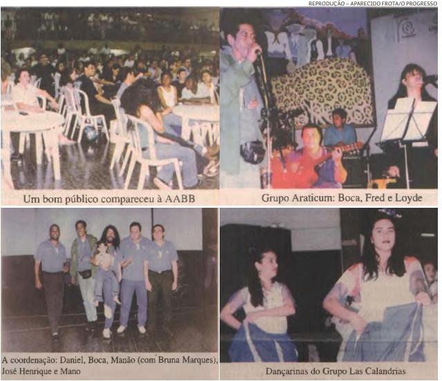 CD e vídeo marcaram a série do Show da Paz em Dourados - Crédito: REPRODUÇÃO – APARECIDO FROTA/O PROGRESSO