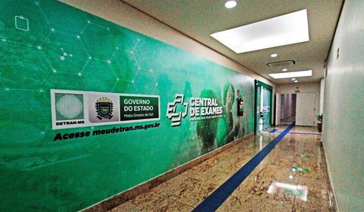 Entrega da Central de Exames - Crédito: Portal do Governo de Mato Grosso do Sul
