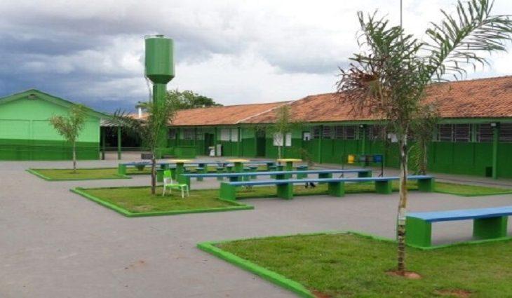 Alunos do 9º ano resgatarão memória do projeto de reforma de escolas por presos - Crédito: Divulgação