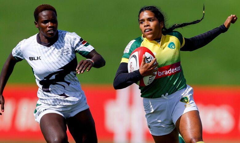 Rugby: seleção feminina encerra torneio em Dubai em quarto lugar - Crédito: Emirates Invitational