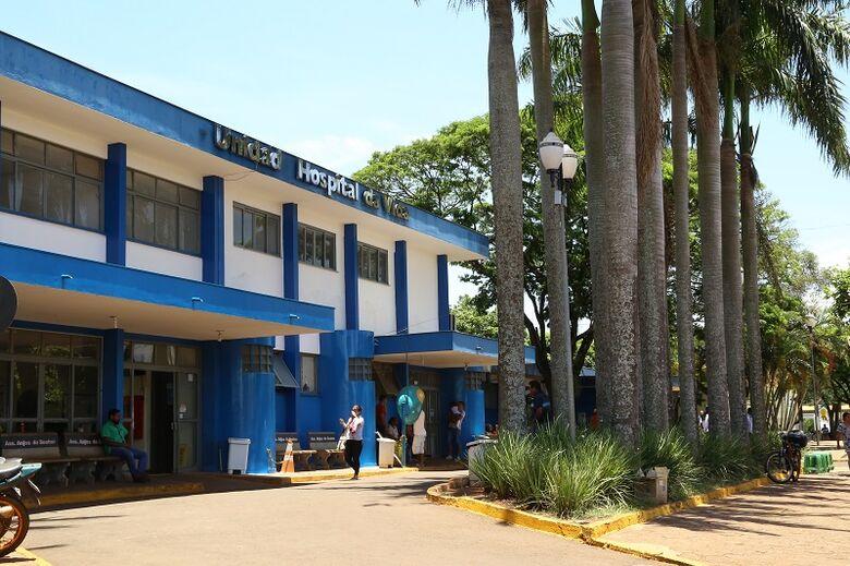 A cidade de Dourados tem 26 pacientes esperando por uma vaga de UTI Covid -